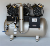 JDS 3HP Oil-less Air Compressor