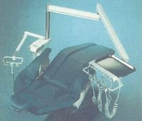 Dentech Corp. CM100 Chair Mount Unit